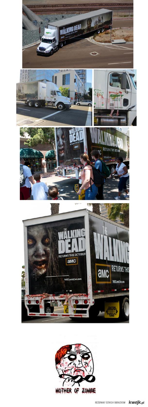 Walking Dead :)