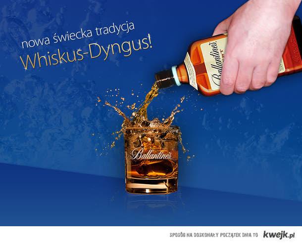 Whiskus Dyngus!