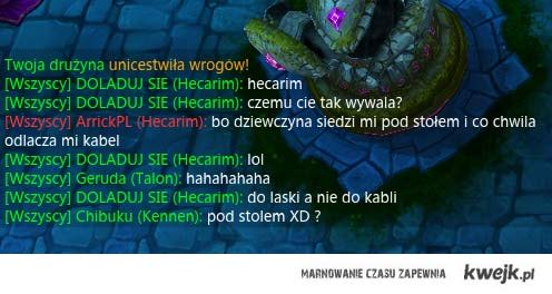 League of legends dziewczyna