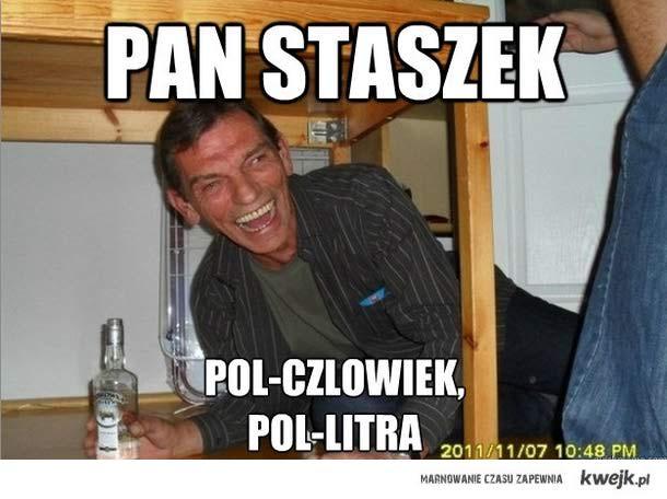 Pan Staszek