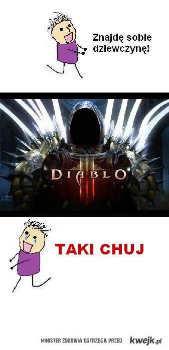 Girl vs Diablo