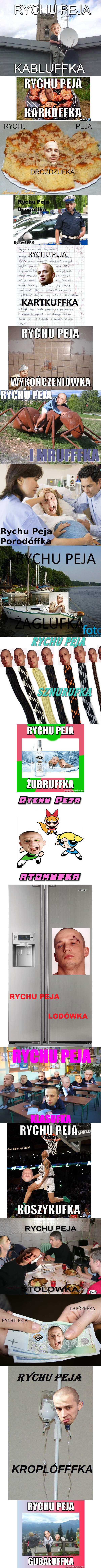 Rychu Peja ****uffka