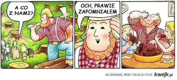 leśne_zwierzątka