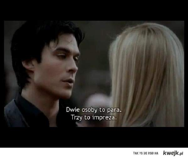 - Damon Salvatore