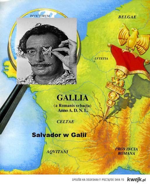 Salvador w Gali
