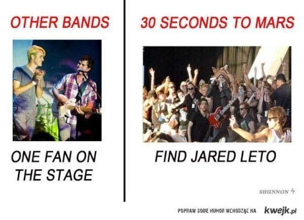 Znajdź Jared'a xD