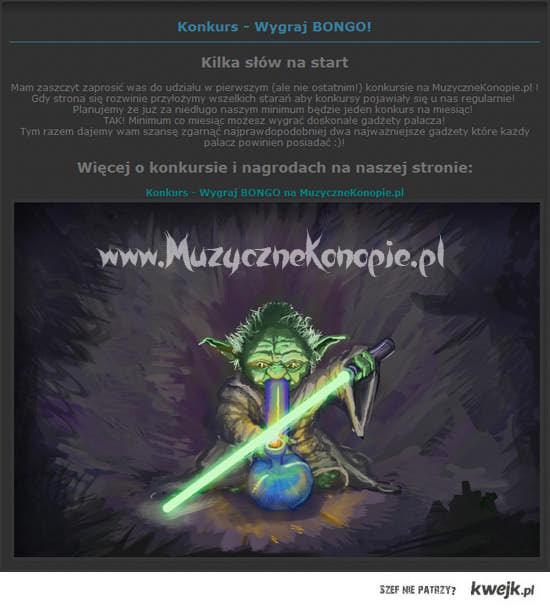 MuzyczneKonopie.pl - Najlepsza Muzyka Do Jointa!