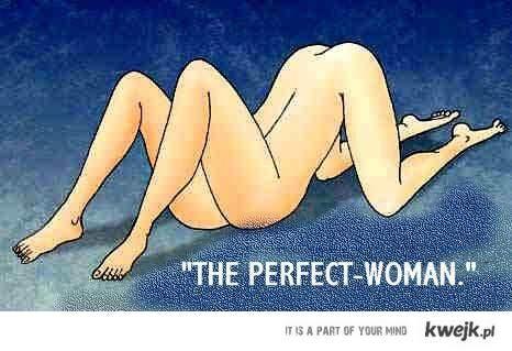 ideana kobieta