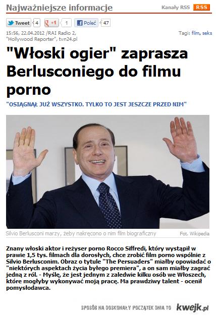 Rocco & Berlusconi