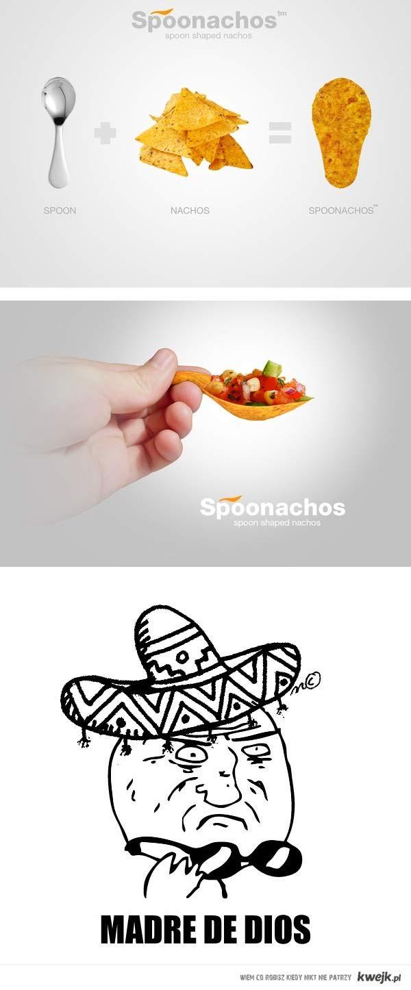 Spoonnachos