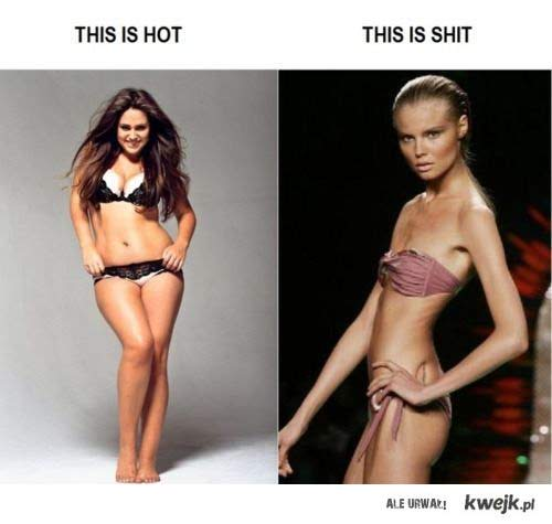 hot / shit
