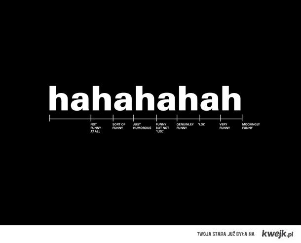 Hahahah. LOL! :P