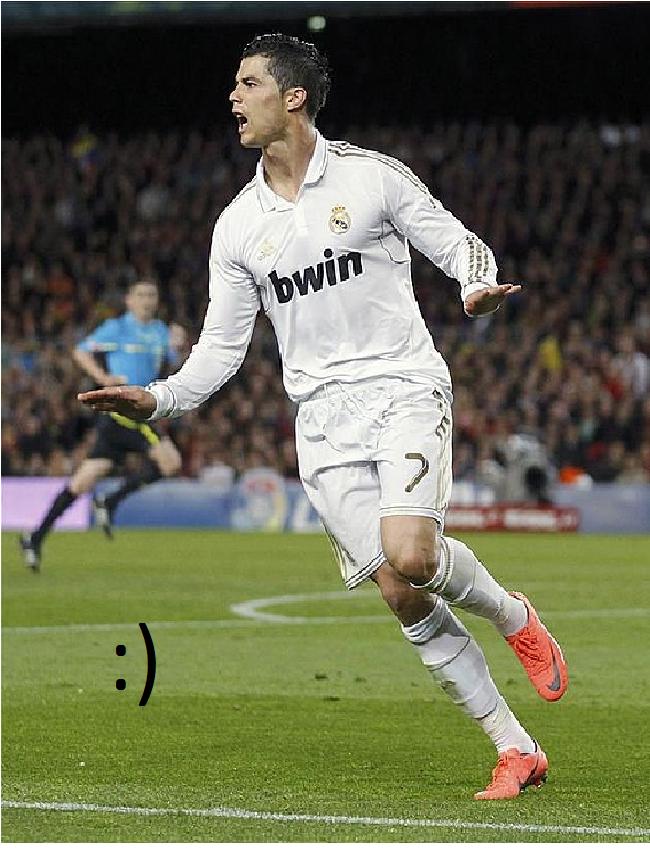 Ronaldo!!!!
