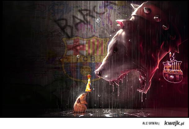 Uważajcie, bo zraniliście bestię, która się nigdy nie poddaje !