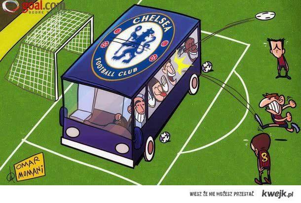 Antyfutbol Chelsea