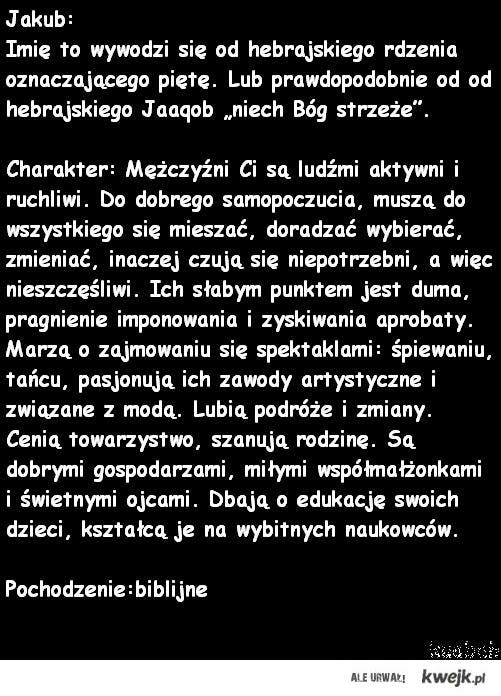 Jakub...
