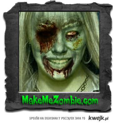 Hana montana zombie