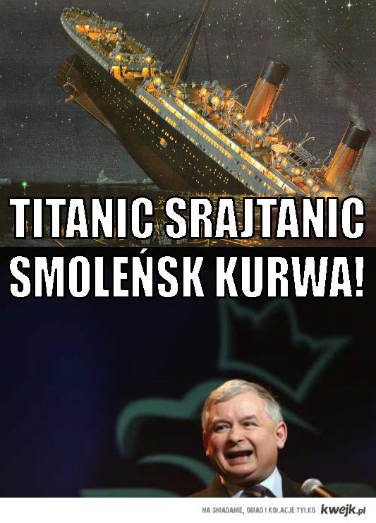 titanic srajtanic
