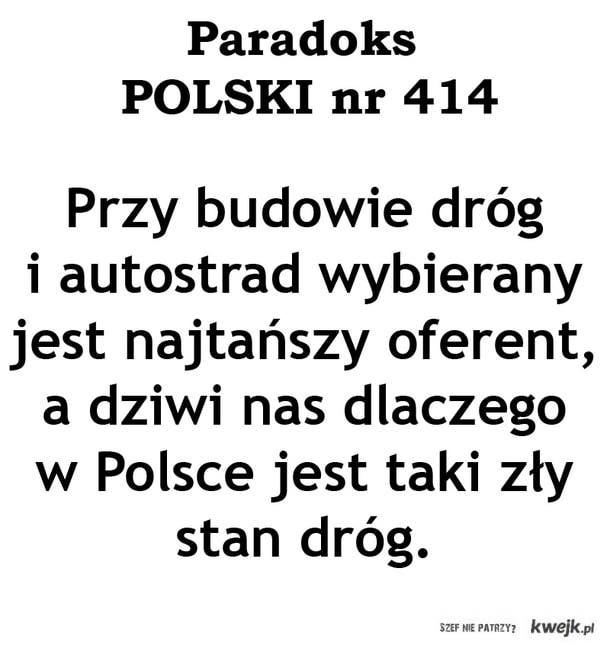 polski paradoks nr 414