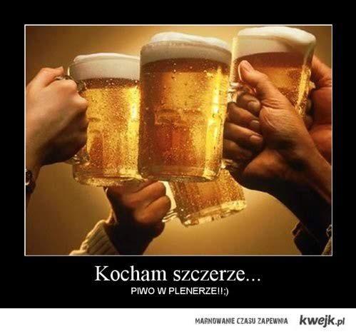 Piwo w plenerze