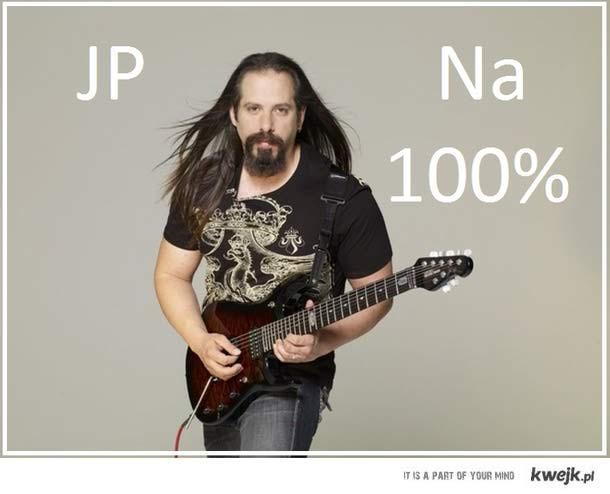 John Petrucci na 100 %!!