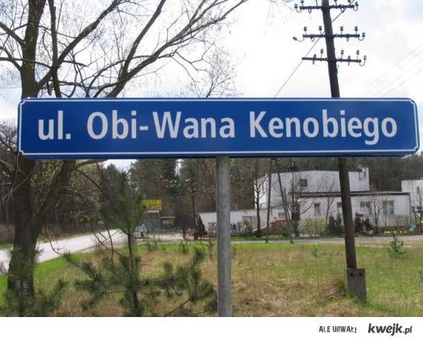 ulica Obi Wana
