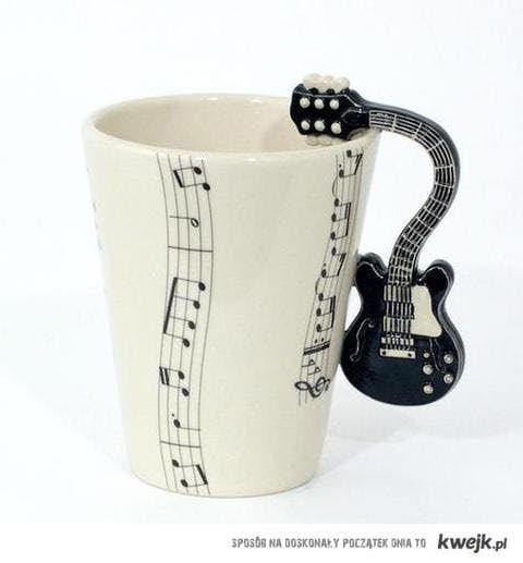 muzyczny kubek