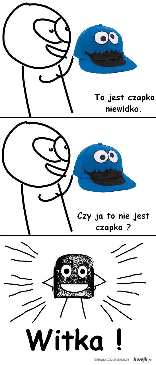 czapka nieWITKA.
