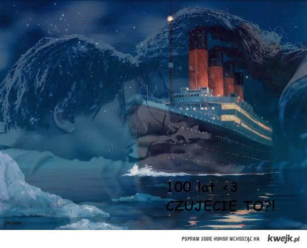 Titanic. 100 lat.