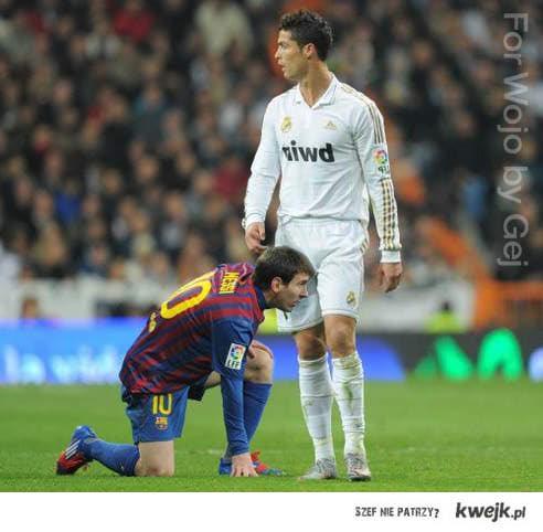 Sezonowcy to Messi