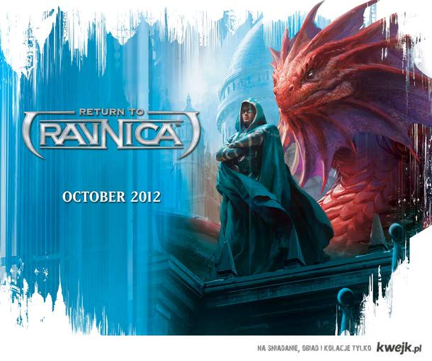MTG Return to Ravnica!
