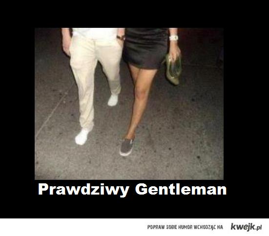 Prawdziwy Gentleman