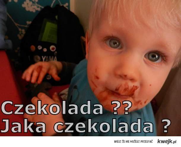 Jaka czekolada ?
