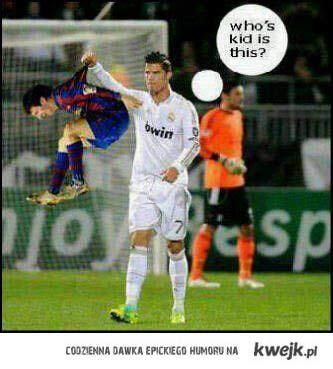 Ronaldo+Messi
