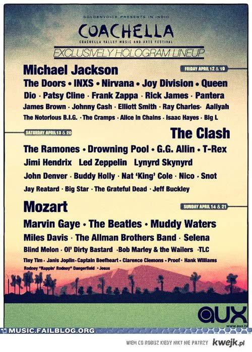 coachella lineup 2013