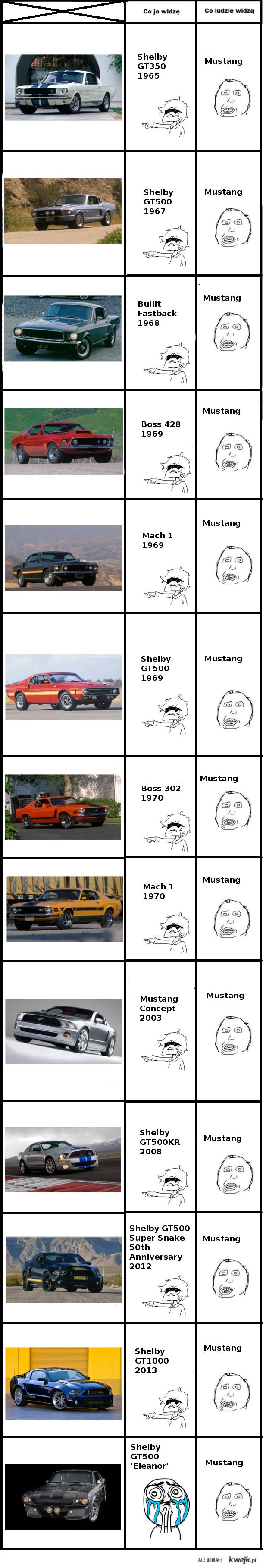 Mustang<3
