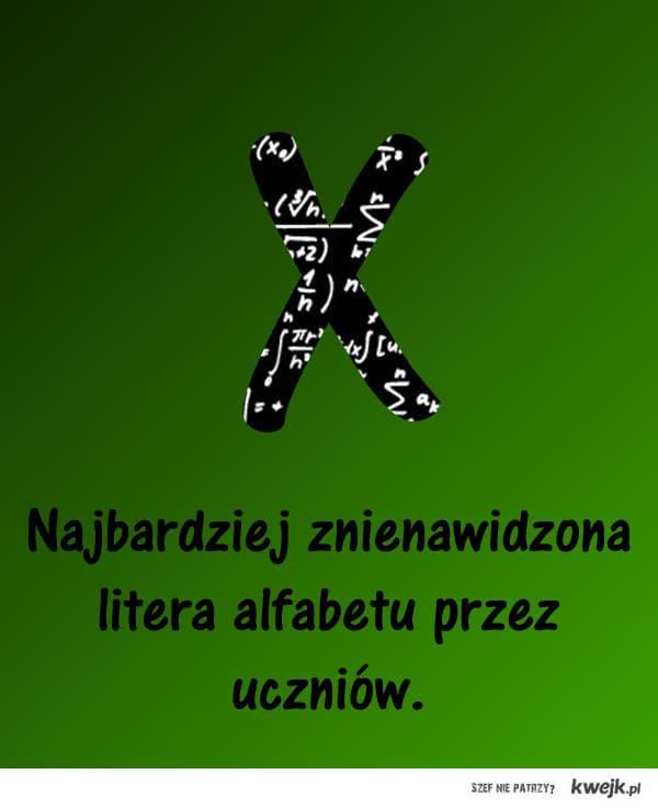 Litera Alfabetu