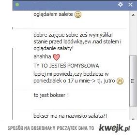 Sałata :)
