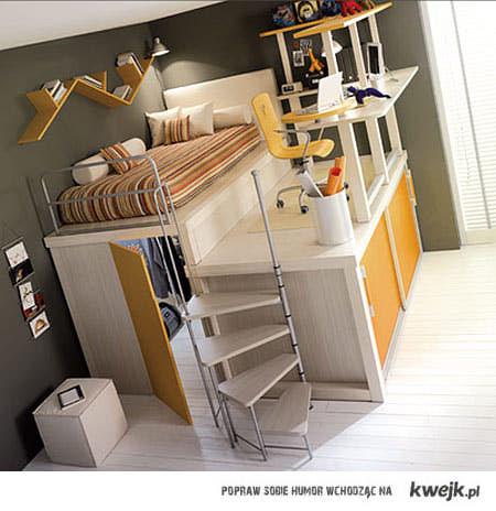 idealny pokój