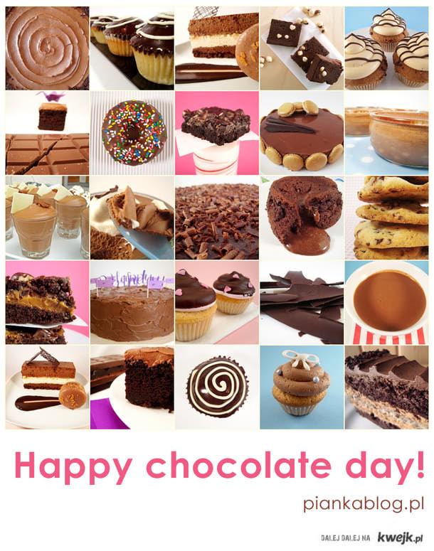 12 kwietnia dzień czekolady!