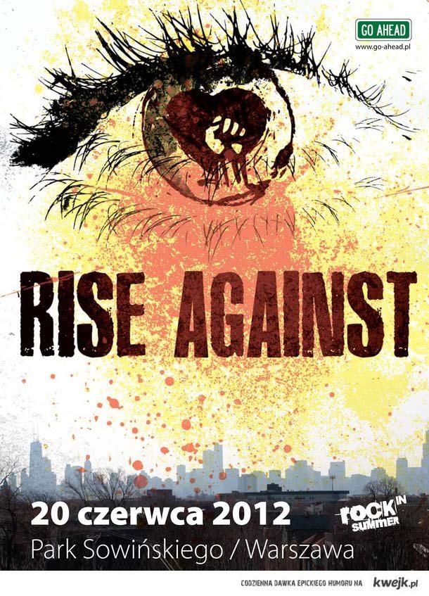 Rise Against 20 czerwca