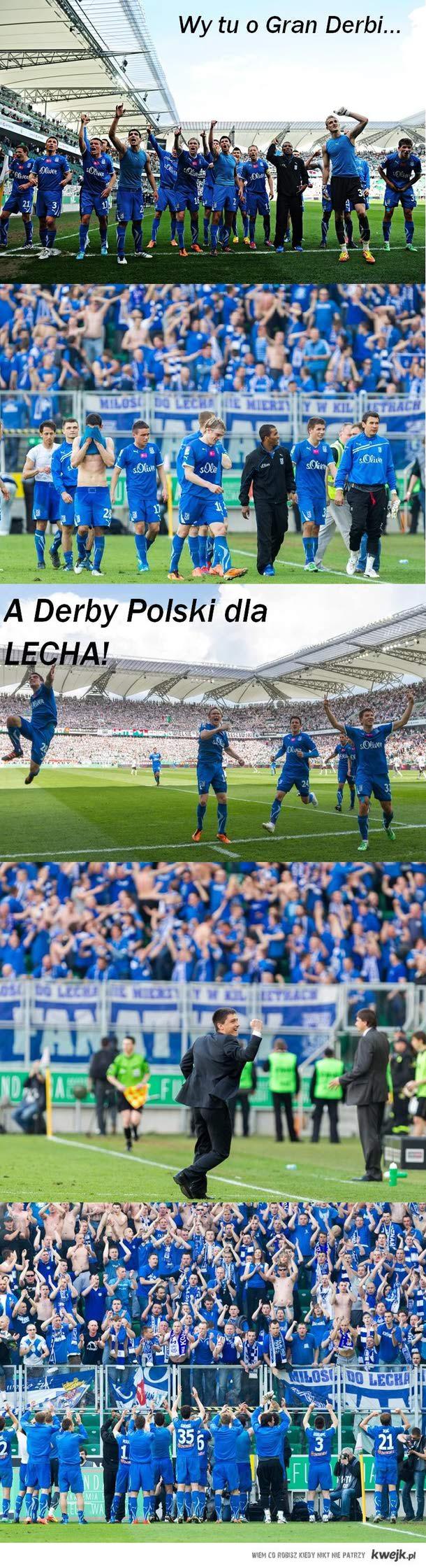 Derby dla Lecha!
