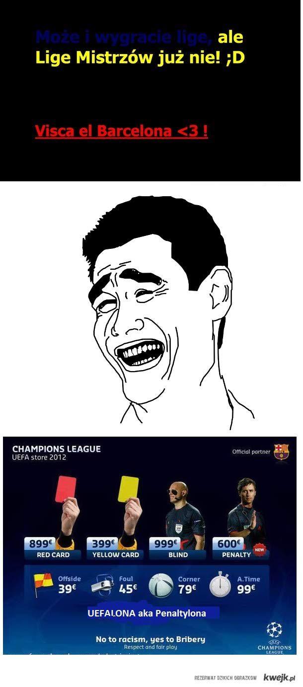 True story UEFALONA