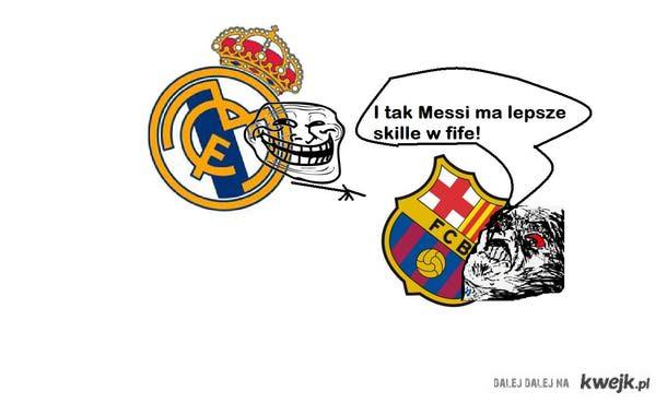 """Kibice"" Barcelony :P"
