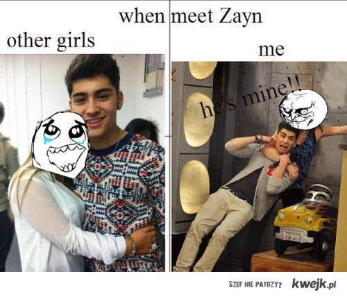 Zayn is mine!