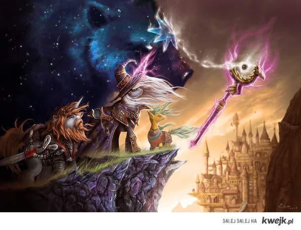 My Little Pony : Friendship Is Warcraft