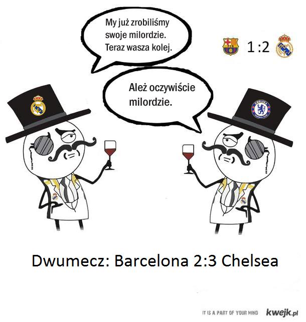 Barcelona-Chelsea
