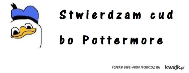 Pottermore otwarte !