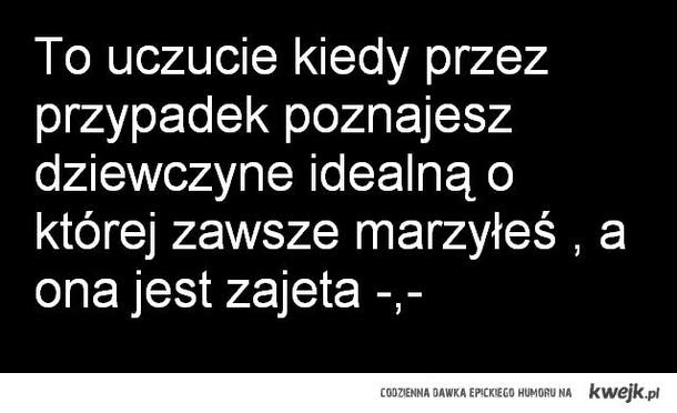 To uczucie -,-