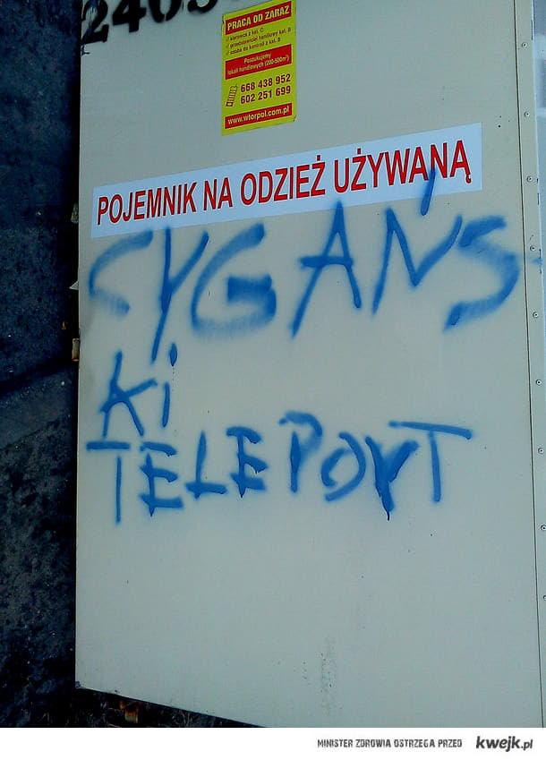 Cygański teleport